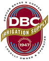 Sponsor Logo - DBC Irrigation Supply Logo