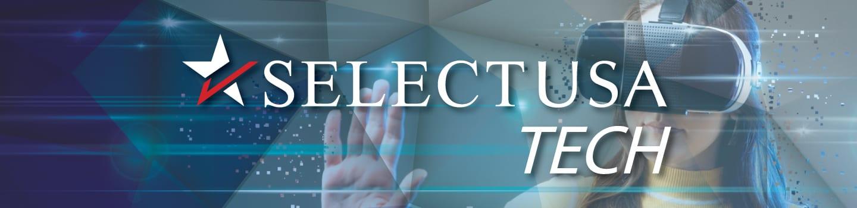 SelectUSA Tech Banner Graphic