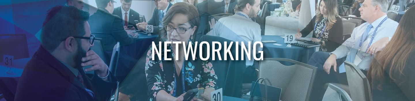 Networking Banner Graphic