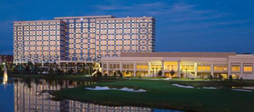 Hilton Exterior Photo