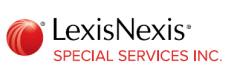LexisNexis Special Services Inc. Logo
