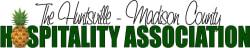 The Huntsville - Madison County Hospitality Association Logo