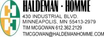 Haldeman-Homme Logo