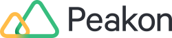 Peakon Inc. Logo