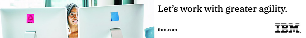 IBM Sponsor Ad