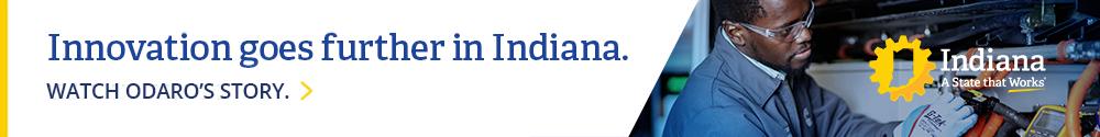 Indiana Sponsor Ad