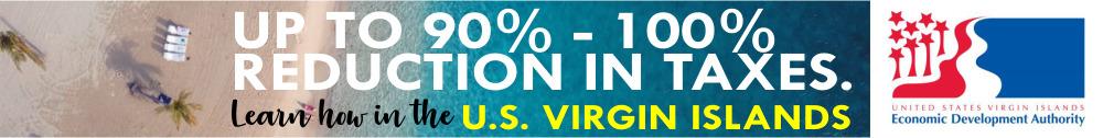 U.S. Virgin Islands Sponsor Ad